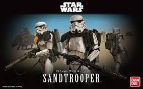 1/12 SANDTROOPER (Plastic model)