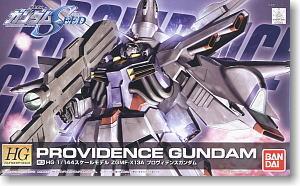 75303 R13 Providence Gundam (HG) (Gundam Model Kits) 1500yen