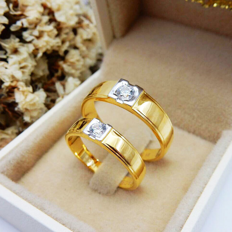 แหวนคู่