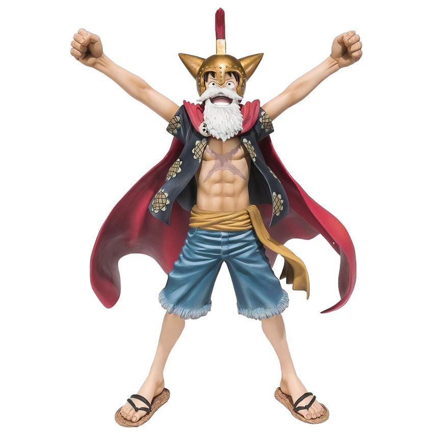 Bandai One Piece วันพีซ Figuarts Zero Gladiator Lucy ลูซี่