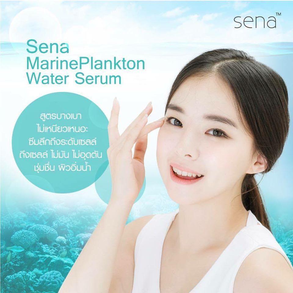 Sena marine plankton