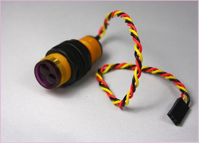 Infrared Proximity Sensor E18-D80NK (เซ็นเซอร์วัดระยะ)