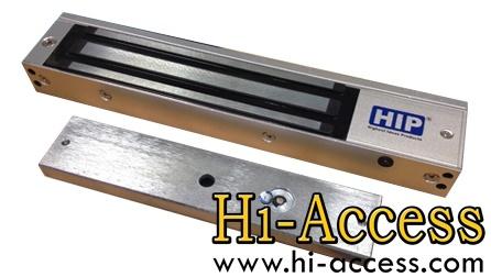 Magnetic Lock 600 lbs. พร้อม LZ Bracket ยี่ห้อ HIP