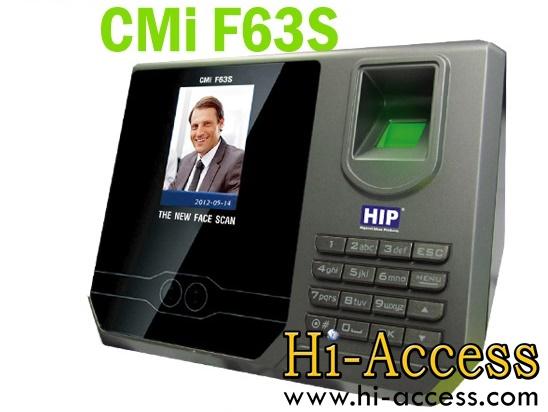 เครื่องสแกนใบหน้า ยี่ห้อ HIP รุ่น CMIF63S (ระบบ Access Control)
