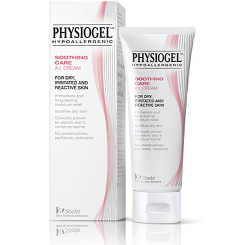Physiogel Soothing Care A.I. Cream 50ml บำรุงผิวหน้าและผิวกาย