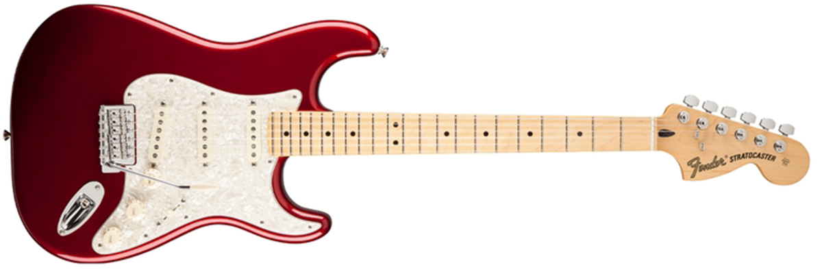 Fender Deluxe Roadhouse Stratocaster 2014