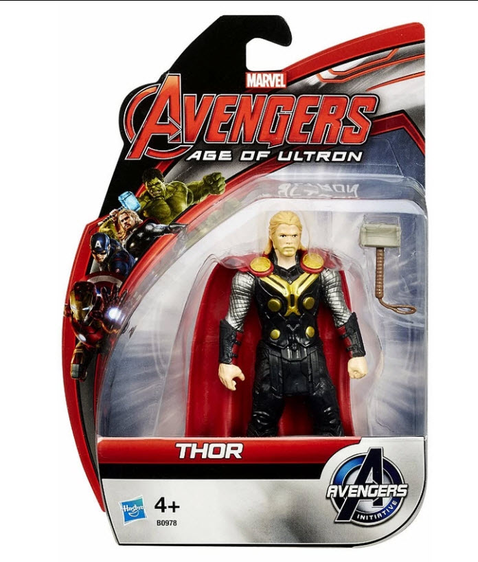 "Avengers Age of Ultron 3.75"" All Star Figure Series : Thor"