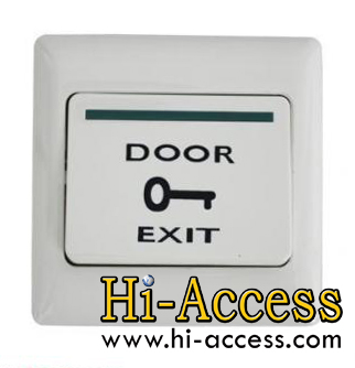 Exit Switch Button วัสดุพลาสติก ยี่ห้อ HIP รุ่น HIP-CM633