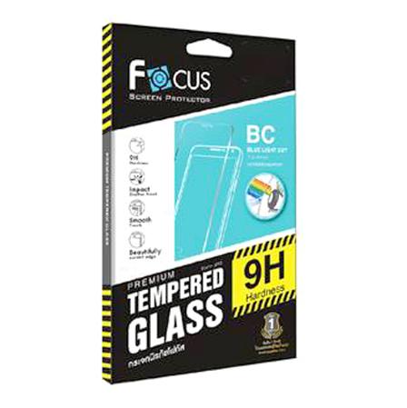 โฟกัสกระจกนิรภัยถนอมสายตา (FOCUS BLUE LIGHT CUT TEMPERED GLASS) Apple iPhone 6Plus/6s Plus
