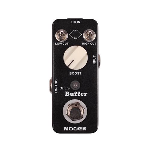 Mooer Micro Buffer - Buffer Pedal