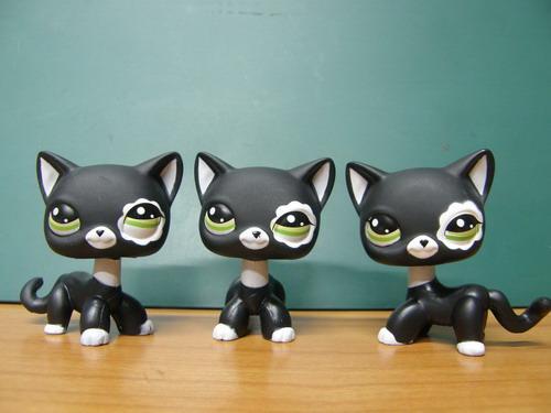 LPS-484 Siamese cat แพ็ค 3 ตัว