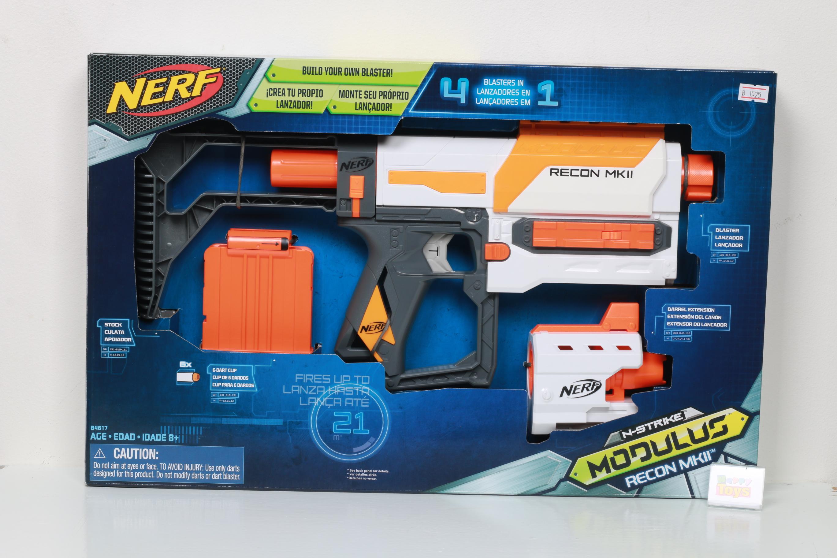 ปืนเนิร์ฟ Nerf N-Strike Modulusn Recon Mkll ปินNerf