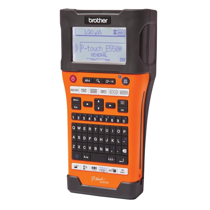 เครื่องพิมพ์อักษร Brother รุ่น PT-E550WVP