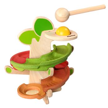 ของเล่นไม้ ของเล่นเด็ก ของเล่นเสริมพัฒนาการ Click Clack Tree (ส่งฟรี)