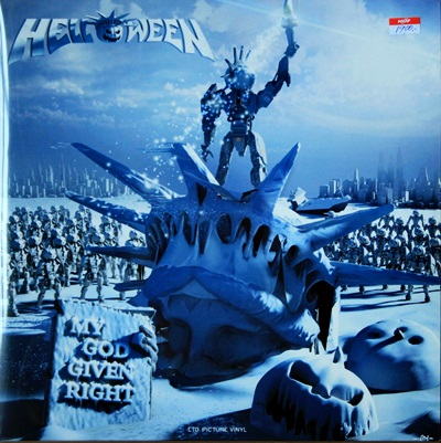 Helloween - My God Given Right 2Lp N.