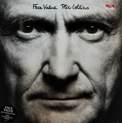 Phil Collins - Face Value 1LP N.