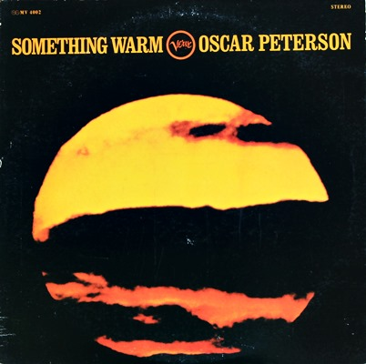 Oscar Peterson - Something Warm 1Lp