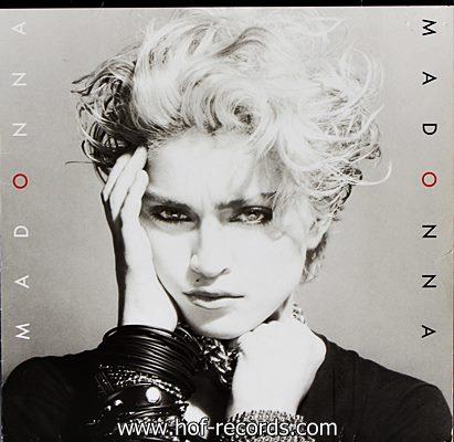 Madonna - Madonna 1983 1lp