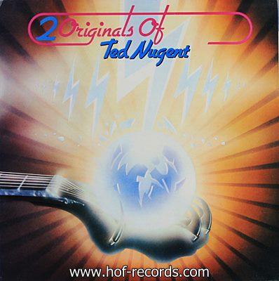 Ted Nugent - 20 Originals 1977 2lp