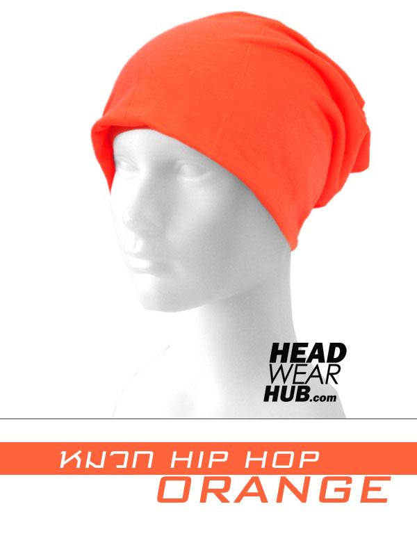 หมวก HIPHOP - ORANGE