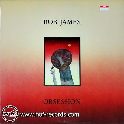 Bob James - obsession 1lp