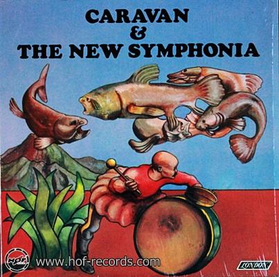 Caravan - The New Symphonia 1974 1lp