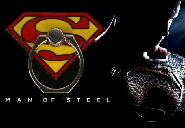 แหวนมือถือ Super Man Ring Phone