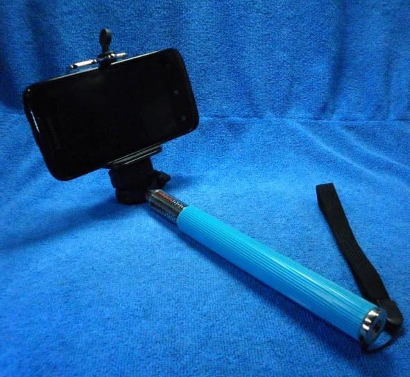 ขายืดติดกล้อง ไม้เซลฟี่ MONOPOD และ Remote