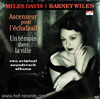 Miles Davis - Barney Wilen 1Lp N.