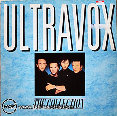 Ultravox - The Collection 1 Lp