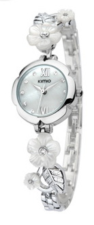 Pre-order: Diamond flower Kimio watch