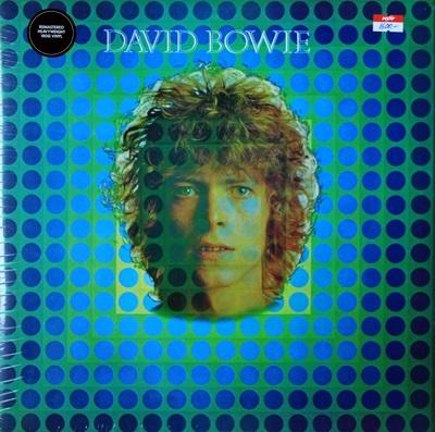 David Bowie - Parlophone 1Lp N.