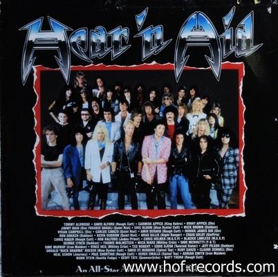 Hear 'n Aid 1986 1Lp