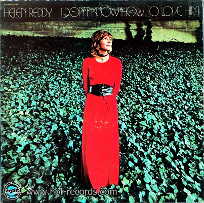 Helen Reddy - I Don't Know How To Love Him 1971 1lp