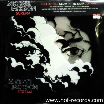 Michael Jackson - Scream Picture Dise 2Lp N.