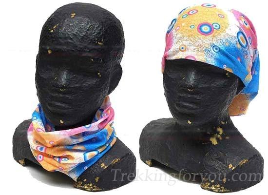ผ้าบัฟ ผ้าBuff ผ้าโพกหัว TF0045