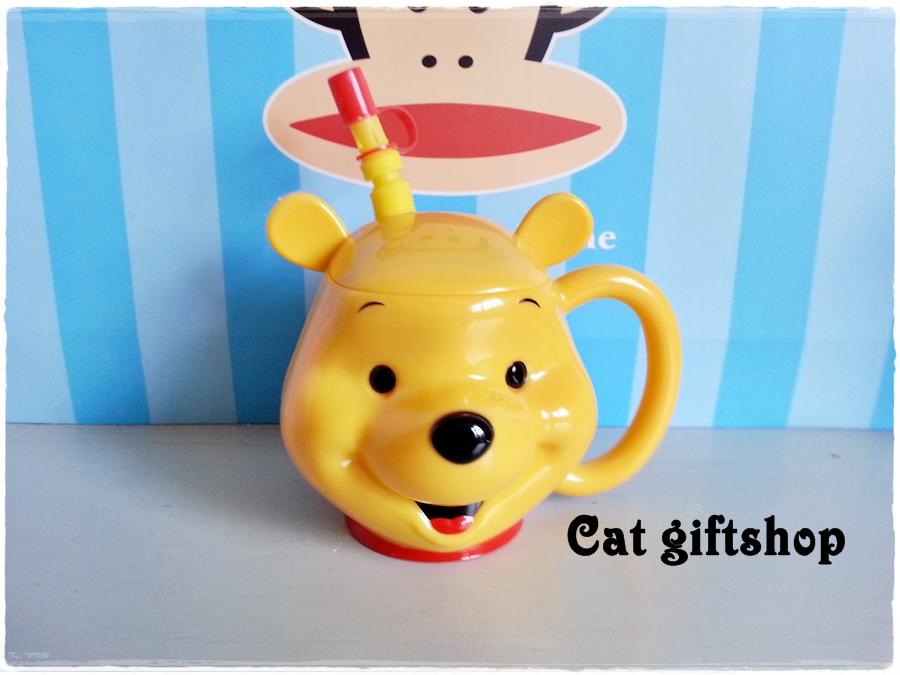 พร้อมส่ง :: แก้วน้ำ Pooh