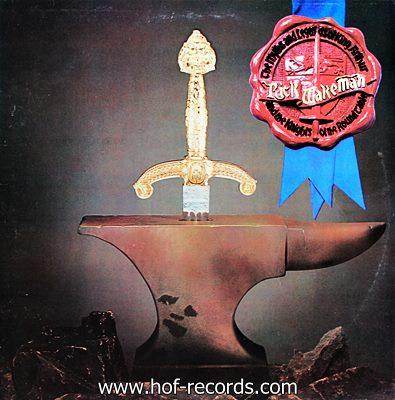 Rick Wakeman - The Myths And Legends Of King Arthur 1976 1lp