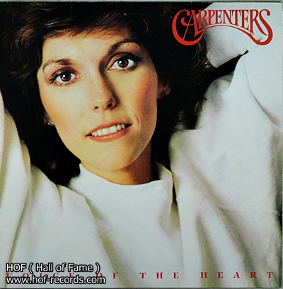 Carpenters - Voice of the Heart 1 Lp