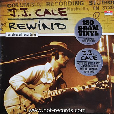 J.J. Cale - Rewind 1lp N.