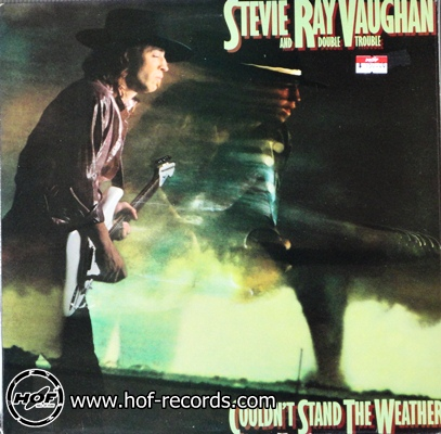 "stevie ray vaughan - couldn""t stand the weather 1lp"