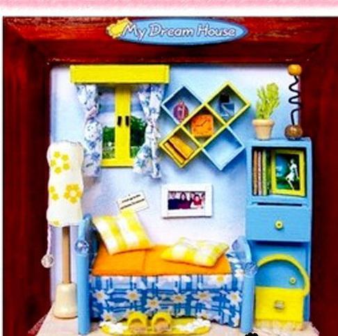 10 My dream house