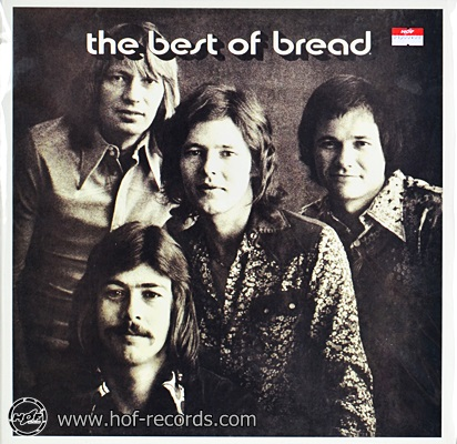 Bread - The Best Of Bread 1lp NEW