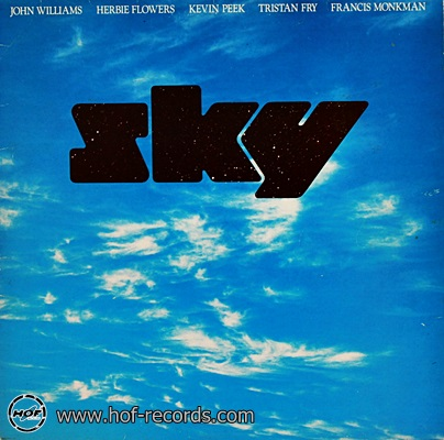 SKY - SKY 1979 1lp