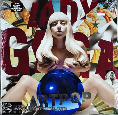 Lady Gaga - Art pop 2lp NEW