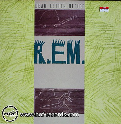 R.E.M. - Dead Letter office 1 LP