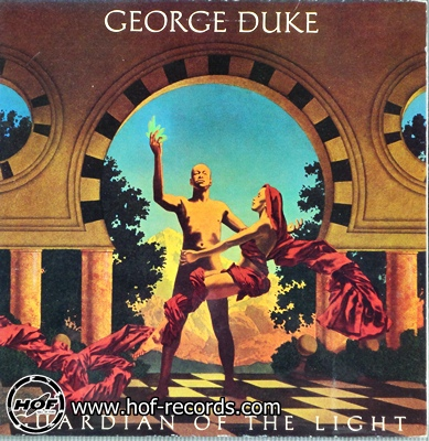 George Duke - guardian of the light 1lp
