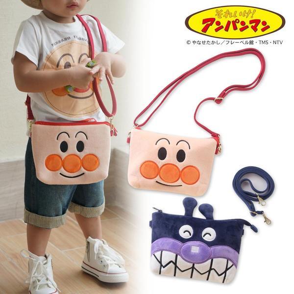 พร้อมส่ง :: กระเป๋าสะพายข้าง อังปันแมน 18x14.5 cm
