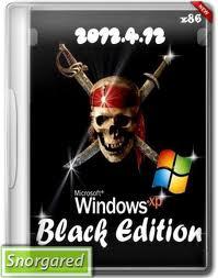 Windows XP Evolution Black SP3 2012 (32Bit)