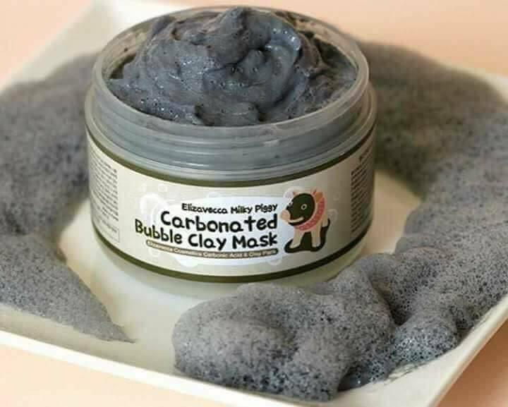 Elizavecca Milky Piggy Carbonated bubble clay mask มาร์กหมูฟองฟู่ (อย.ไทย) ราคาปลีก 200 บาท / ราคาส่ง 160 บาท